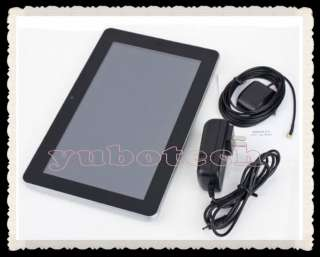NEW 10 GOOGLE ANDROID 2.3 TABLET 512MB 8GB WIFI GPS HDMI LAPTOP PC