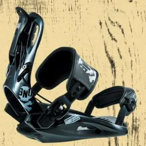 Backdoor Unisex Snowboard Bindings: Sports & Outdoors