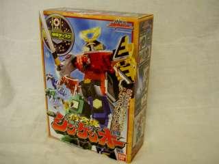 Power Rangers SAMURAI ALL DX MEGAZORD COMPLETE 9 LOT