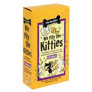 com Three Dog Bakery We Pity the Kitties All Natural Treats for Cats
