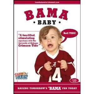 Bama Baby Raising Tomorrows bama Fan Today Sports