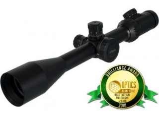 Millett 4 16x50 Tactical Black Mil Dot Rifle Scope 094092016391