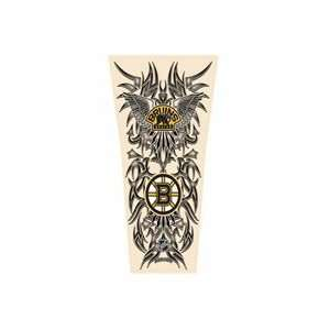 Henna Tattoos Ottawa on Amazoncom Nhl Boston Bruins Tribal Tattoo Sleeve Sports On Pinterest