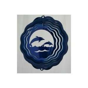 Dolphin 7 inch Wind Spinner: Home & Kitchen
