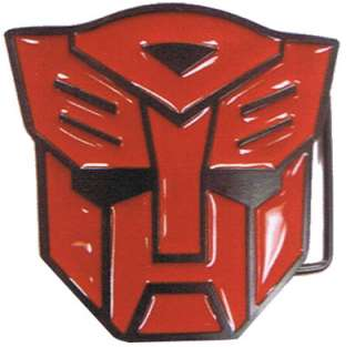 Autobot Logo   Transformers Belt Buckle