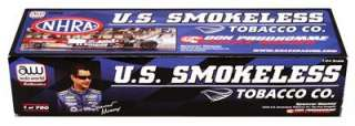 AutoWorld NHRA Smokeless Tobacco Top Fuel Dragster 124