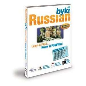 Russian Before You Know It Byki Deluxe Edition 4.0 Language Tutor and