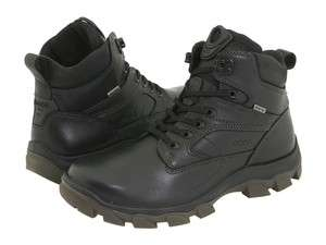 ECCO Track 5 Plain Toe High Mens Outdoor Boots Black 050944 All Sizes