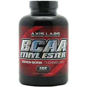Axis Labs BCAA Ethyl Ester, 180 capsules (Amino Acids