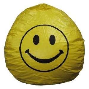 Bean Bag Boys Smiley Face Specialty Bean Bag Chair