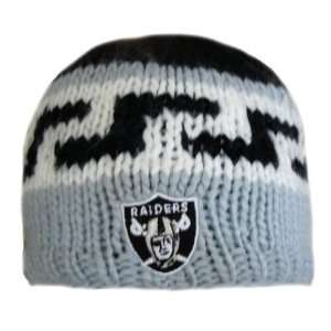 OAKLAND RAIDERS NFL BLACK BEANIE SKULL CAP HATS CAPS