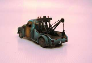 64 weathered tow truck studebaker junkyard nice as hot wheels