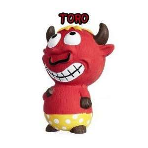 Charming Pet DCA777TORO Toro The Bull Dog Toy