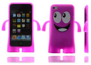 Silicone Skin Case/Cover For Apple iPod Touch 4/4th Gen/Generation