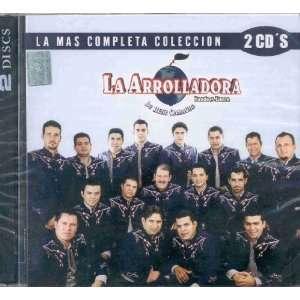 La Mas Completa Coleccion La Arroyadora Banda El Limon Music