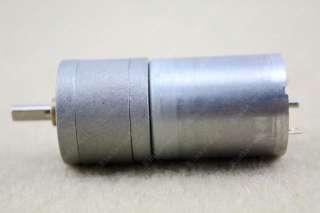12V DC 500RPM Powerful High Torque Gear Box Motor