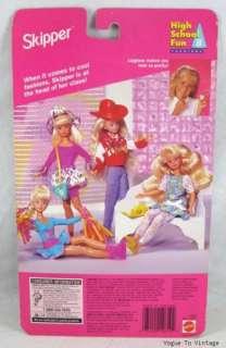 SKIPPER (Barbie) High School Fun Fashions Outift