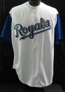 Bo Jackson Autographed/Signed Royals Jersey Tri Star