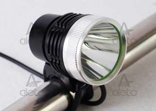 CREE XML XM L T6 1800 Lumen LED Cycle Bicycle Lamp Bike Light HeadLamp