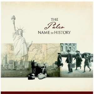 The Palco Name in History Ancestry Books