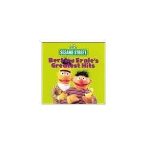 Bert & Ernies Greatest Hits Sesame Street Music