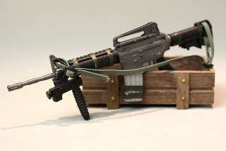 ws0042 expandable 1/6 scale Barney Ross assault rifle UH2