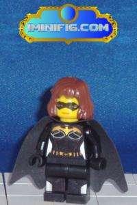 Custom LEGO minifig Batman Batgirl