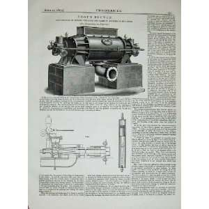 1875 Engineering RootS Blower Engine Thwaites Carbutt: Home & Kitchen