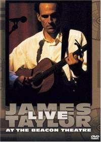 JAMES TAYLOR (DVD) LIVE BEACON THEATRE 074645017198