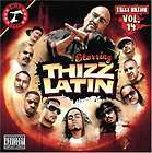 MAC DRE PRESENTS   VOL. 14 THIZZ NATION THIZZ LATIN [CD