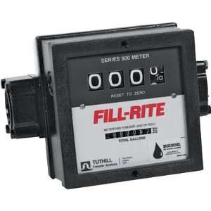 Fill Rite Biodiesel Mechanical Meter   4 Wheel Register, Model