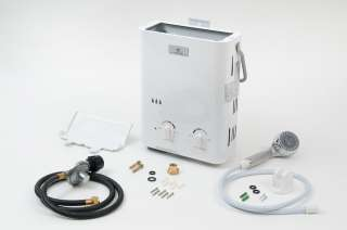 Eccotemp L5 Portable Tankless Hot Water Heater & Shower 891876002027