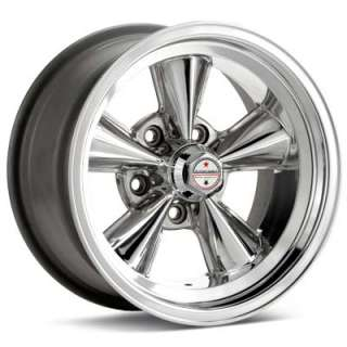 American Racing Authentic Hot Rod T71R (Polished)