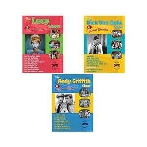 CLASSIC TV 1 3 DVD PACK (DVD MOVIE)