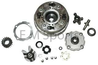 Dirt Pit Bike LIFAN Engine Motor Auto Clutch 110cc Part