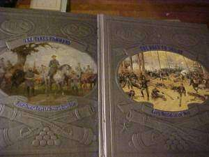 VOLUMES in THE CIVIL WAR SERIES by TIME LIFE BOOKS