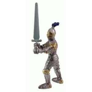 Bullyland Sword Knight, Blue: Toys & Games