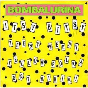 Itsy bitsy teeny weeny yellow polka dot bikini (1990