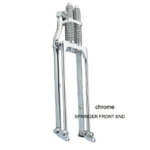 Over Stock Chrome Springer Front End   Frontiercycle (Free U.S