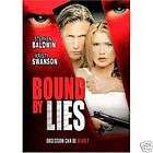 BOUND OF LIES DVD Kristy Swanson Daniel Baldwin Malthe