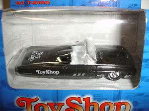 HOT WHEELS 1963 FORD T BIRD THUNDERBIRD LIMITED EDITION REAL RUBBER