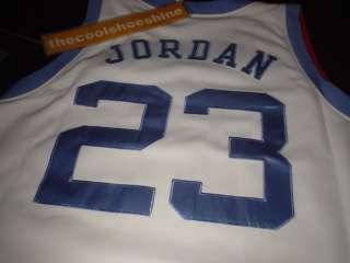 Nike Air Jordan NORTH CAROLINA DREAM TEAM Jersey xi XXL