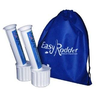 Easy Rodder Fishing Rod Pole Holders For Replacing Boat Cup Holders