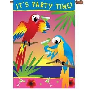 Premier Designs 28 In Flag   Its Party Time Toys & Games