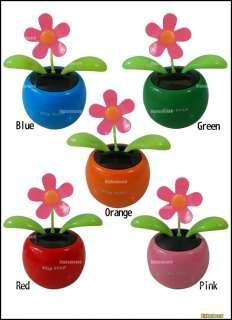 dfd66ec9ce5017 ... Red · Flip Flap Solar Powered Flower Flowerpot Swing Dancing Toy ...
