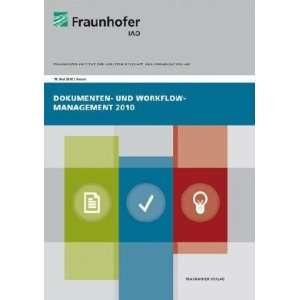 Dokumenten  und Workflow Management 2010. Forumstag 19