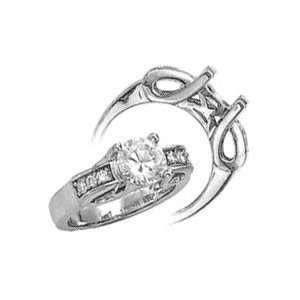 carat WHITE GOLD VS DIAMOND ENGAGEMENT RING solitaire