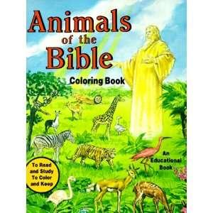 Bible Coloring Book (10 book set) (9780899426785) Emma Mckean Books