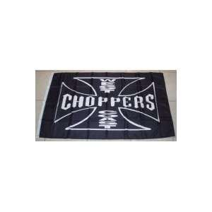 NEOPlex 3 x 5 West Coast Choppers Flag: Office Products