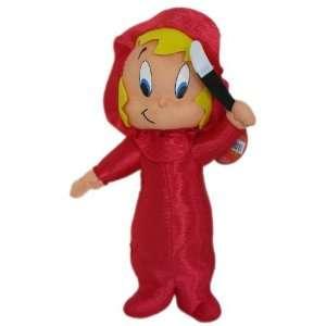 Harvey Cartoon   14in Wendy Plush set Doll: Toys & Games